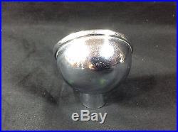 1930's Piff's Soda Fountain Ball Knob Tap Handle Bethlehem PA Antique Birch Beer