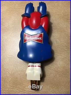 1991 Bud Man Tap Handle