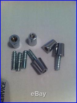 25 3/8-16 ferrule and 5/16-18 hanger bolts. Beer tap handle repair parts