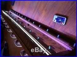 29 Beer Tap Handle Display Beer Glass Display Wall Mounted Remote Ctrl Led