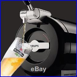 2 Liter Barrel Beer Tap Handle Faucet with Powerful Pressure Pump NEW