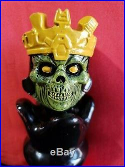 3 Floyds Beer Tap Handle. Zombie Dust. Great for Halloween