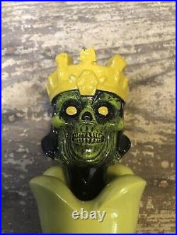 3 Floyds Brewing Zombie Dust tap handle