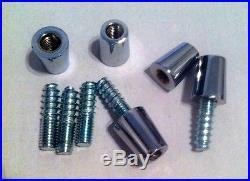 50 3/8-16 ferrule and 5/16-18 hanger bolts. Beer tap handle repair parts