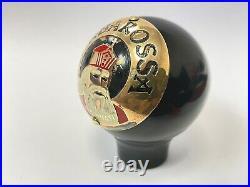 Barbaossa beer ball knob Cincinati Ohio tap marker handle vintage brewery