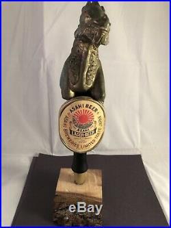 Beer Tap Handle Asahi Beer Tap Handle Rare Figural Dragon Beer Tap Handle