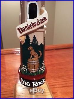 Beer Tap Handle Big Rock Stein