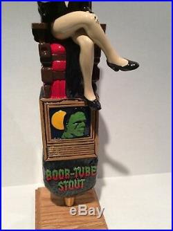 Beer Tap Handle Elvira Boob Tube