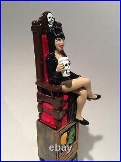 Beer Tap Handle Elvira Halloween