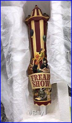 Beer Tap Handle Freak Show Beer Tap Handle Rare Figural Tap Handle Circus Theme