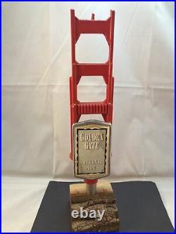 Beer Tap Handle Golden Gate Original Ale Beer Tap Handle Figural Beer Tap Handle