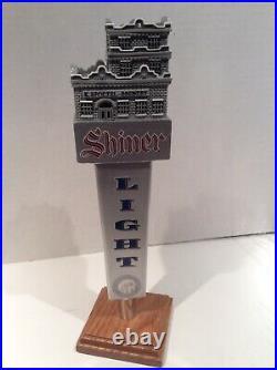 Beer Tap Handle Shiner Building