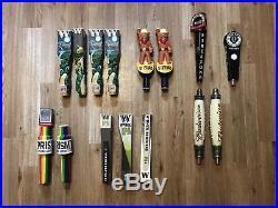 Beer Tap Handles Lot Of 15