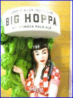 Beer Tap Lucette Big Hoppa IPA Handle Brand New in Original Box