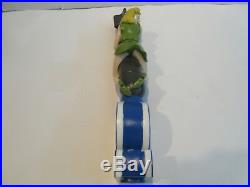 Blonde Bomber Tap Handle Brand New, Great figural Tap, Beer, Ale, Lager4, stout