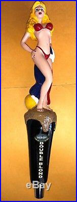 Brand new Blue Point Double Blond'Bikini' Tap Handle Rare and Unique