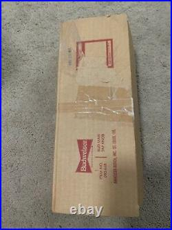 Budweiser BudMan Tap Handle New In box