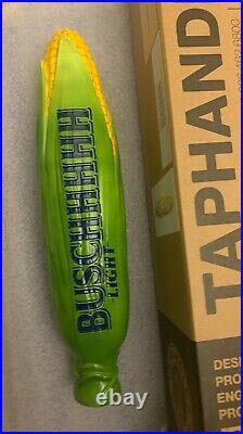 Busch Light Corn Cob Tap Handle