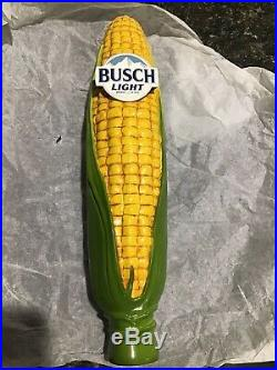 Busch Light Large Corn Tap Handle 12 Over All Length