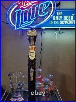 Cobra Brewing Tap Handle Craft Beer