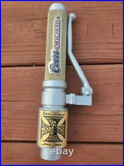 Coors Original West Coast Choppers Jesse James WCC Beer Tap Handle