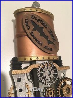Dogfish Head Steampunk Tap Handle MINT/NIB Mega Rare
