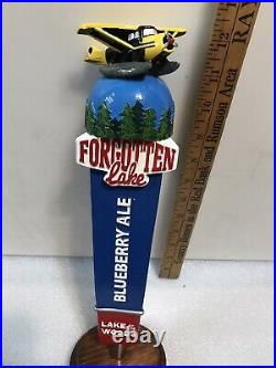 FORGOTTEN LAKE beer tap handle. CANADA