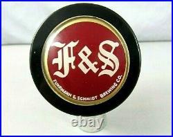 F & S Fuhrmann & Schmidt Beer Tap Handle Knob