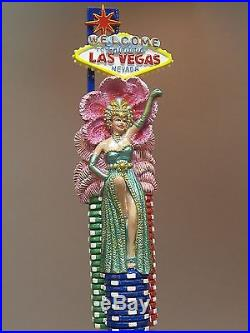 Fabulous Las Vegas Bar Beer Tap Handle Direct From Ron Lee