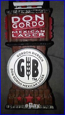 Gordon Biersch Tap Handle