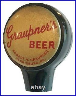 Graupner's Beer Tap Handle Knob