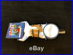HOLY GRAIL RARE Brasserie De Sutter Crazy IPA beer tap handle NEW & AWESOME