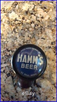 Hamm's Beer Knob Tap handle