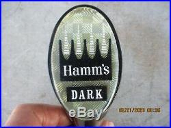 Hamms Beer Dark Beer Tap Handle