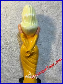 Hollywood Blonde Sexy Girl Beer Tap Handle-Visit my ebay store woman dress