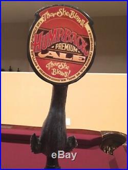 HumpBack Beer Tap Handle