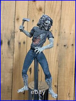 Iron Maiden Beer Keg Tap Handle For Kegerator Killers Eddie Heavy Metal Music