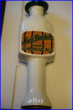 Jack Daniels American Ale Beer Tap Handle
