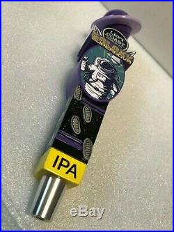 LEFT COAST GALAXY SUPER NOVA beer tap handle. California. Only one Available. NIB