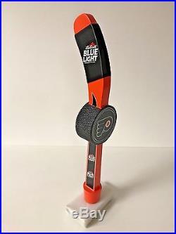 Labatt Blue Light Philadelphia Flyers Hockey Stick Tap Handle NEW F/S 13.25