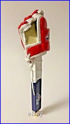 Labatt Blue Light USA Hockey Glove Tap Handle New in Box & Free Shipping 13