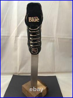 Labatt Hockey Skate Beer Tap Handle Rare Figural NHL Hockey Beer Tap Handle