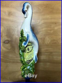 Liljas Hop Nest Monster Creature IPA Pangaea Beer Company Rare Beer Tap Handle