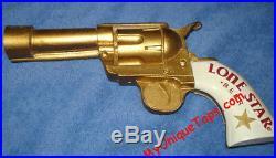 Lone Star Pistol Beer Tap Handle Visit my ebay store 6 shooter handgun gun