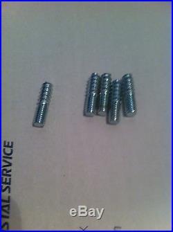 Lot of 50 hanger bolt mount screws. 3/8-16X 1 1/2 For beer tap handle display
