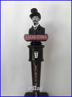 Louis Cifer Beer Tap Handle New