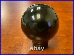Miller beer ball tap marker knob handle bakelite vintage antique old