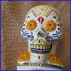 Modelo Especial Day Of The Dead Sugar Skull 10 Beer Tap Handle Muertos New