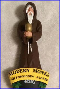 Modern Monks Beer Tap Handle Visit my ebay store Belgian Trappist Westvleteren