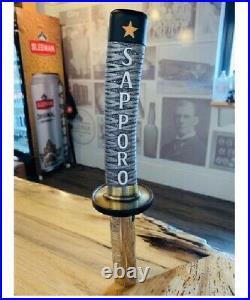 NEW Beer Tap Handle Sapporo Katana Beer Samurai Sword Beer rare pull 13 ninja